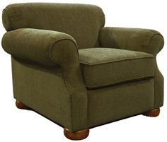 England Melbourne Upholstered Chair . Old Brick .