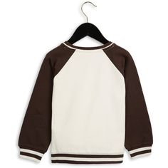 Penguin Sweatshirt Brown