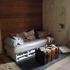 relax corner.....