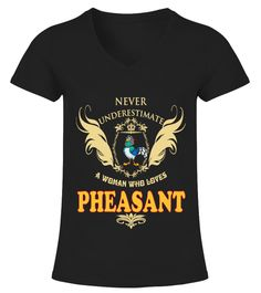 """# PHEASANT Animals Tshirt .  HOW TO ORDER:1. Select the style and color you want2. Click """"Buy it now""""3. Select size and quantity4. Enter shipping and billing information5. Done! Simple as that!TIPS: Buy 2 or more to save shipping cost!This is printable if you purchase only one piece. so don't worry, you will get yours.Guaranteed safe and secure checkout via: Paypal 