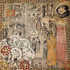 Crafty Ladies | heritagescrapbook