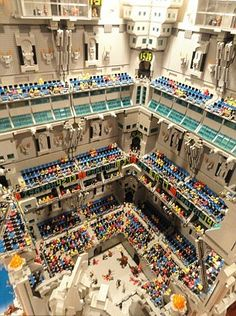Lego: Garrison of Moriah
