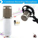 BM - 800 Condenser Sound Recording Microphone with Shock Mount