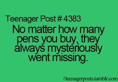 Mysteriously...