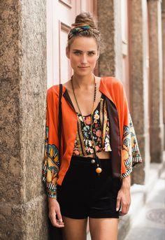 www.farmrio.com.br 10% mais frete GRÁTIS!! Usando o codigo ❤️B980❤️ no espaço *vendedor* ao finalizar a compra :D                                                                                                                                                      Mais