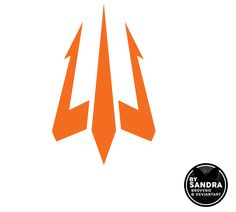 Call of Duty Black Ops 3 Trident Logo Icon by Brovvnie