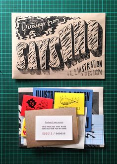 type-lover: Says Who Junk Mailer Shaun Hill Typography Inspiration, Work Inspiration, Accounting Books, Self Promo, Freelance Graphic Design, Graphic Designers, Graphic Quotes, Creative Advertising, Flyer Design