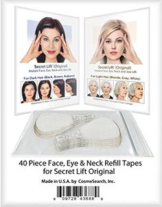 How to use instant face lift tape face lift tape instant face instant face neck and eye lift refill tapes price free solutioingenieria Choice Image