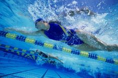 Your swim practice should change multiple times during the year.
