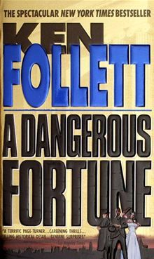 A Dangerous Fortune - Ken Follett I Love Books, Great Books, Books To Read, My Books, Ken Follett, Historical Fiction Books, Page Turner, Book Club Books, Book Lists