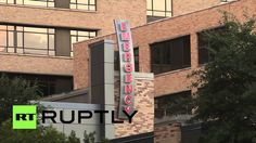 USA: America's first Ebola victim is at this Dallas hospital