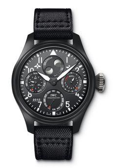 IWC 2012 Big Pilot's Watch Perpetual Calendar Top Gun. Ref. 5029. 48 MM.