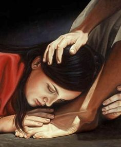 8 She did what she could. She poured perfume on my body beforehand to prepare for my burial. 9 I tell you the truth, wherever the gospel is preached throughout the world, what she has done will also be told, in memory of her.   Mark 14:8-9