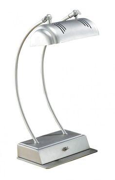 Lite Source Megalite Desk Lamp LS-3356SS – SwallowTale
