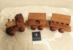 Greystone Fine Furniture - Big dove new brunswick canada toys ltd. wooden train $30