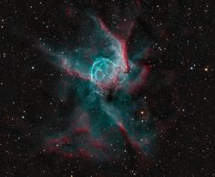 Behold nebula NGC aka Thor's Helmet, a cosmic cloud about light-years away in the constellation Canis Major. Cosmos, Thor Helmet, Canis, Astronomy Pictures, Space Photos, Space Images, Light Year, Space And Astronomy, To Infinity And Beyond