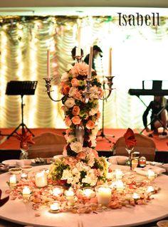 Creative Concept for Wedding Decor