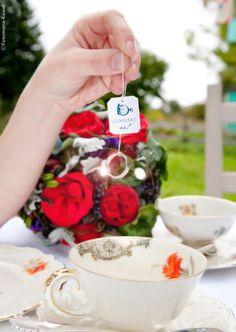 Alice im Wunderland Hochzeit -Alice in Wonderland Wedding von im Hochzeitsfieber, Andrea Stähr, Bel verde Floristik und Fotomania Kassel