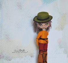 #amigurumi #crochet #doll