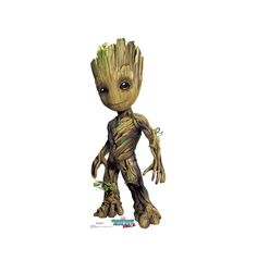 Groot Guardians Of The Galaxy Vol 2 Cardboard Standup