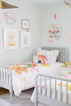 shared girl room inspiration