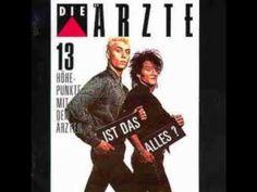 ▶ Die Ärzte - Ist Das Alles 1987 (Album) - YouTube
