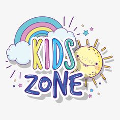 happy kids zone word label with rainbow vector illustration design , Kids Singing, Kids Playing, Traditional Nursery Rhymes, Kindergarten Songs, Wheels On The Bus, Kids Zone, Music For Kids, Happy Kids, Business Design