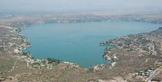 Tequesquitengo, Morelos, Mexico - There is a burried city underneath this lake.