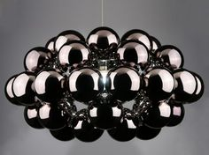 Beads octo Gunmetal 01 #newinnermost #innermost #beads #gunmetal #modernlighting #luxurylighting