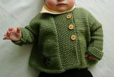 "Ravelry: b18-10 Jacket and socks in moss st in ""Merino Extra Fine"" by DROPS design"