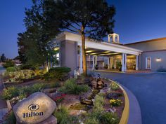 Santa Fe (NM) Hilton Santa Fe Historic Plaza Hotel United States, North America The 3-star Hilton Santa Fe Historic Plaza Hotel offers comfort and convenience whether you're on business or holiday in Santa Fe (NM). The hotel offers a high standard of service and amenities to suit the individual needs of all travelers. Take advantage of the hotel's 24-hour front desk, facilities for disabled guests, express check-in/check-out, luggage storage, Wi-Fi in public areas. Each guestr...