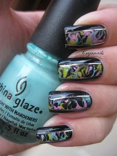 Elegant marble - Nail Art Gallery by NAILS Magazine