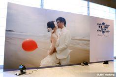 GUDY Wedding 婚禮設計 - {婚禮佈置} 艾美酒店,紫色海灘婚禮