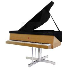 Shop musical instruments and other antique and vintage collectibles from the world's best furniture dealers. Studio Desk Music, Sheet Music With Letters, Painted Pianos, Piano Parts, Bubble Fun, Upright Piano, Keyboard Piano, Piano Room, Learn To Play Guitar