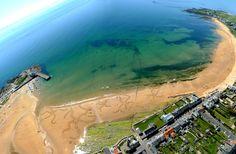 Aerial #drone coastal image