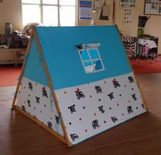 Teepee Party, Kids Teepee Tent, Play Tents, Tent House For Kids, House Tent, Girls Tent, Viking Tent, Childrens Tent, Baby Tent