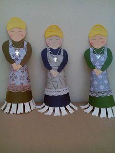 School Days, Art For Kids, Origami, Kindergarten, Preschool, Easter, Diy Crafts, Creative, How To Make