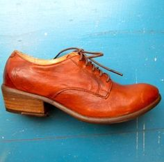 $189 Carson Oxford in cognac via boutiika.com