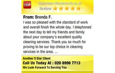 I was so pleased with the standard of work and overall finish the whole day. I telephoned...