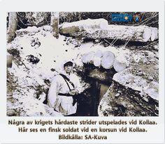 Vid Kollaa var situationen alltid kritisk. Finska 12. divisionen slängdes in i linjen för att hålla fienden stången och några större förstärkningar var det aldrig tal om. Under tiden fortsatte deras sovjetiska motståndare bara att växa & växa tills Röda armén förfogade över hela fem divisioner förstärkta med stridsvagnar & artilleri av alla upptänkliga kalibrar. Ty Röda armén försökte slå sig igenom längs med Kollaavägen med en murbräcka av eld och metallsplitter.