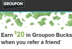 Groupon Refer A Friend Credit Refer A Friend, Friends, Amigos, Boyfriends