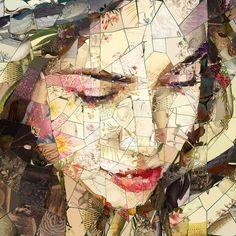 APHRODITESA new project. Coming soon……#finearts #artprint #artgallery #mosaic #collage #photomosaic #illustration #mosaicportrait #digitalart #digitalmosaic #retro #vintage #computerarts #computergraphics #mosaicart #tsevisart #tsevismosaic #flowerart #romanticart #digitalillustration #xuxoe #artstrending