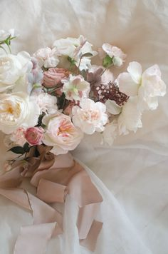 Sweet blush and rose