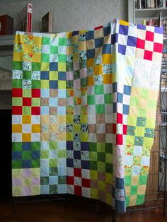 Quilting is my biggest passion. I think it's probably hereditary. :D I also think it's a skill that is useful beyond words... quilts are beautiful and functional...