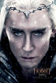 THARANDUIL , personaje interpretado por LEE PACE , líder de los Elfos , hijo de OROPHER y padre de LÉGOLAS , rey delos Elfos Silvanos del Bosque Negro