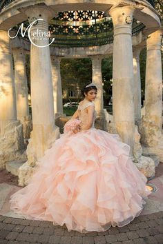 Awesome turned quinceanera party themes hop over to here Quinceanera Dresses Blush, Quinceanera Themes, Wedding Dresses, Sweet 15 Dresses, Pretty Dresses, Beautiful Dresses, Sweet Sixteen, Quinceanera Photography, Quince Dresses