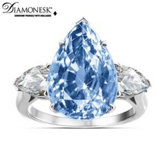 Blue Perfection Ring