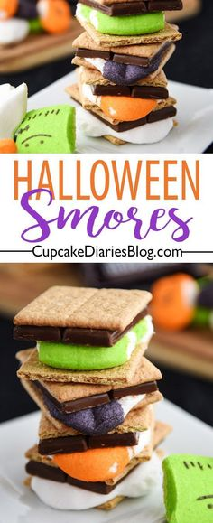 Halloween S'mores ar