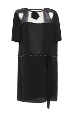 Xarita Drop Waist Dress by NO. 21 for Preorder on Moda Operandi