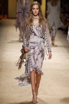 Etro womenswear, spring/summer 2015, Milan Fashion Week #mfw #runway #ss2015